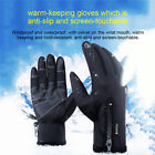 Waterproof Men Women Winter Thermal Touch Screen Gloves Outdoor Sport Ski Gloves