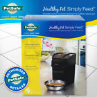 PetSafe Healthy Pet Simply Feed 12-Meal Automatic Dog & Cat Feeder PFD00-14574