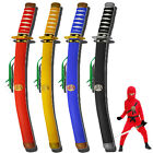 Samurai Plastic Toy Kids Fancy Dress Role Play Ninja Sword Safe Fighting Costume