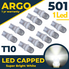 Bright Led Xenon power Side Light 501 W5w 158 168 T10 Super White Bulbs 12v