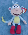 W-F-L Ty Beanie Babies Dora the Explorer Large Selection Dora Boots Diego