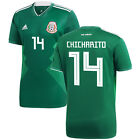 adidas Mexico FIFA WC World Cup 2018 Chicharito 14 Home Socc