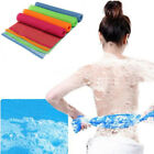 Bath Exfoliating Nylon Beauty Skin Bath Shower Wash Cloth Scrub Towel US