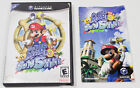 Nintendo GameCube Empty Video Game Replacement Case with Manual - NO GAME DISC