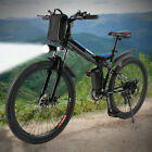 "26"" Electric Power Mountain Bicycle 36V 8AH Lithium-Ion Battery Suspension Bike@"