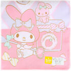 Sanrio Japan My Melody Character Handkerchief 100% Cotton - Made in Japan