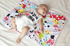 Baby Nappy Changing Mat Portable Foldable Washable Travel Diaper Mat Waterproof