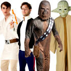 Star Wars Mens Fancy Dress A New Hope Scifi Movie Jedi Adults Costume Outfit New