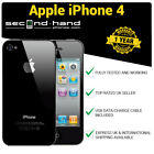 Apple iPhone 4 - 8GB 16GB 32GB - Black/White - (UNLOCKED/SIM FREE) Smartphone <br/> 12 MONTHS WARRANTY - FAST SHIPPING - AMAZING PRICE!