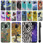 "For Samsung Galaxy S9 5.8"" HARD Protector Back Case Phone Cover + PEN"