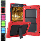 "For iPad 5th generation 9.7"" Shockproof Heavy Duty Hard Case Smart Cover Stand"