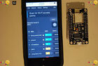 Ready To GO + Deauther WIFI NodeMCU Lua ESP8266 ESP-12E CH340G + Flashed NEW 1.6