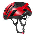 RockBros MTB Road Bike Cycling Helmet 57cm-62cm EPS Integrally Helmet 3 in 1