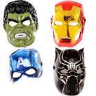 Avengers Infinity War Mask Boys Fancy Dress Superhero Kids Childrens Costume Acc