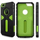 For Apple iPhone X/8/7 Plus 6s 6 Tough Shockproof Armor Hybrid Protective Case