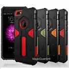 For Apple iPhone X/8/7 Plus 6s 6 Tough Shockproof Armor...