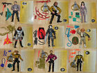 STAR TREK DATA RIKER TROI WORF LaFORGE ROMULAN BORG FERENGI GOWRON SERIES1 LOOSE on eBay