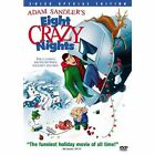 Adam Sandlers Eight Crazy Nights DVD, 2003, 2-Disc Set, Special Edition, Holiday