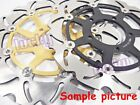 Front Brake Disc Rotor for Yamaha FZ6 S2 Fazer YZF R6 600 MT03 #gt