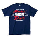 L.A. Imprints Freaking Awesome Dad T-shirt
