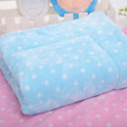 Pet Cat Dog Puppy Flannel Blanket Comfortable Bed Cushion warm and soft O0604