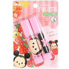 Rohto Japan Mentholatum x Disney Tsum Tsum Lip Baby Fruits Lip Cream Duo Limited