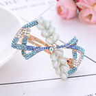 Fashion Hairpins for Women Girls Clips Flower Hairgrips Crystal Hair Accessories