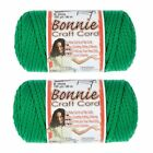 2 Pack Bonnie Macramé Cord - 6mm - 100 yd Lengths - Various Colors - USA Made