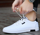 Mens Running Shoes Fashion Breathable Sneakers Soft Sole Casual Skate Trainers