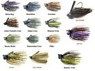 V&M Pacemaker Flatline Football Jig - Choice of Colors and Sizes