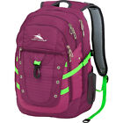 High Sierra Tactic Backpack 2 Colors Business & Laptop Backpack NEW