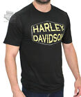 Harley-Davidson Mens Moving the Soul Performance Black Short Sleeve T-Shirt $9.99 USD