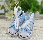 Canvas Lace Up Sneakers Shoes For 18 inch American Girl & Boy Dolls 9 Colors Hot