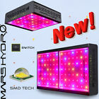 Mars ECO LED Grow Light 12-Band Full Spectrum Hydroponics Veg Flower 245W 490W