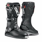 Sidi Discovery Rain Boots Black Offroad Off Road CRF YZF WRF SX EXC XC NEW