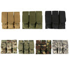 Tactical Triple Magazine Pouch Sundries Accessory Bag Outdoor Sport Equipment