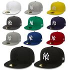New Era Cap 59Fifty Fitted New York Yankees MLB Baseball Cap Basecap Authentic
