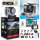Akaso EK7000 Action Camera Ultra HD 4K WiFi 1080P/60fps 2.0&#039;&#039; LCD Waterproof New <br/> US Seller, 100% New! 3 Year Warranty, 26 in 1 Camcorder