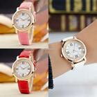Women Unisex Large Dial Casual Watch Wristwatch Analog Quartz Wrist N98B