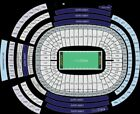 4 TICKETS DETROIT LIONS @  GREEN BAY PACKERS 12/30 *Sec 119 Row 48*