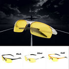 Mens HD Polarized Sunglasses Anti-glare Night Driving Mirror Goggles Glasses
