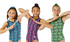 NEW Tic Tac Gymnastics or Dance Leotard by Snowflake Designs