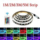 USB 5V LED Strip Light TV backlight 5050 RGB Mood Light Color Changing Light Kit