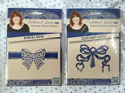 Tattered Lace Die - ELEGANZA BOW (D0795) & PARCEL BOW (D0492) -**FREE POSTAGE**