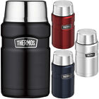Внешний вид - Thermos 24 oz. Stainless King Vacuum Insulated Stainless Steel Food Jar