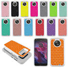 "For Motorola Moto X4 Moto X 4th Gen 2017 5.2"" Colorful Sparkle HYBRID Case Cover"