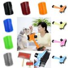 Pet Dog Cat Grooming Brush Self Cleaning Slicker Brush Comb Hair Fur Removel US