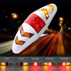 Bicycle Bike Indicator LED Rear Tail Light USB Wireless Remote Control & Laser