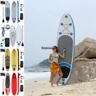 10' 30x6inch Surf Board Inflatable Stand Up Paddle Board iSUP with Pump Kits Bag