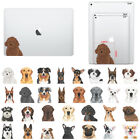 Dog Design Removable Vinyl Decal Stickers Skin for Apple MacBook iPad Pro Tablet